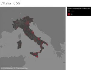 Mappa comuni contro il 5G